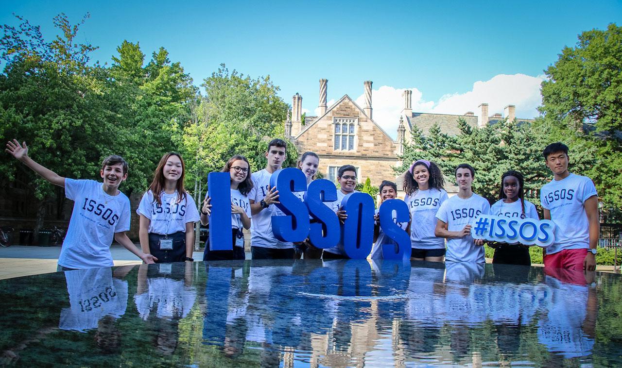 ISSOS 2021 Applications OPEN!