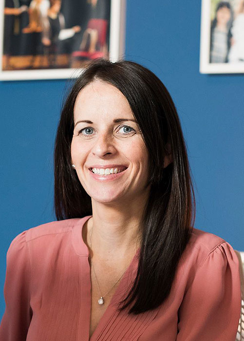Louise O'Connor - Operations Director